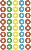 Lochverstärkungsringe weiß; Ringgröße Ø 13 mm Zweckform; #Lochverstärkung# ...